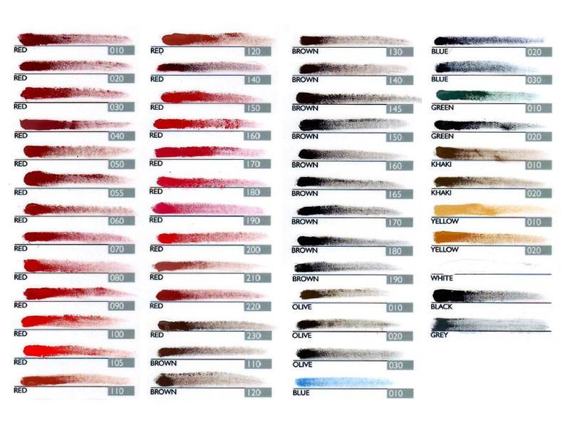 Groovy Bio-barwniki do makijażu permanentnego (10 ml) - 192 PLN - Image Group YI72