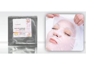 Silky Anti Wrinkles Nano Mask - Maseczka przeciwzmarszczkowa