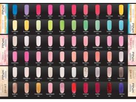 Paleta kolorów RNK