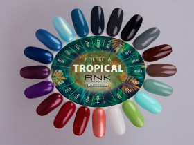 Wzornik - kolekcja Tropical