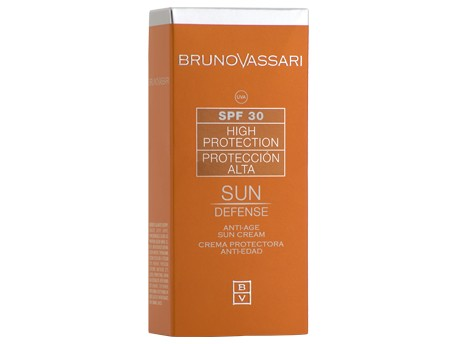 Sun Defense Anti Age Sun Cream SPF 30+ - Krem z filtrem