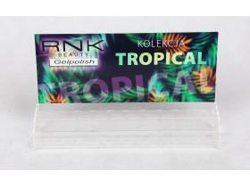 Ekspozytor - kolekcja Tropical