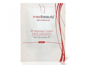 Próbka RF Massage Cream Face & Body - Krem do zabiegów RF