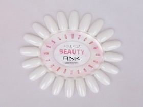 Wzornik czysty mleczny z etykietą - Beauty