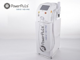 Power Puls Nano Nd:Yag Q-Switch