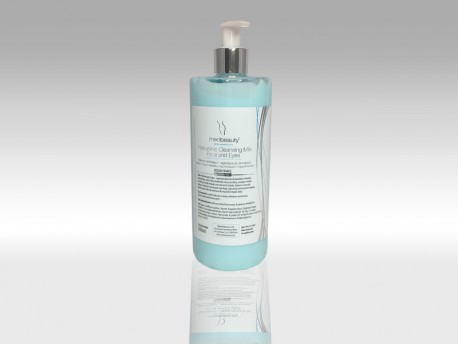 Hyaluronic Cleansing Milk Face and Eyes - 500 ml