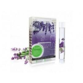 VOESH Lavender Relieve Pedi In A Box Deluxe - Zestaw do pedicure SPA 4 kroki z ekstraktem z lawendy