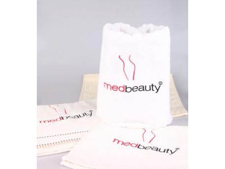 Ręcznik z logo Medbeauty - 50x100cm