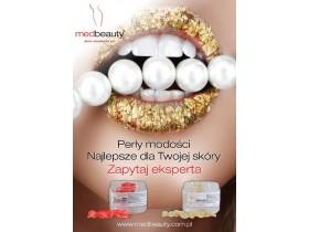 Plakat A1 Medbeauty - Perły młodości