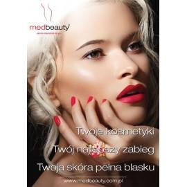 Plakat A2 Medbeauty - Twoje kosmetyki