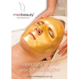 Plakat A2 Medbeauty - Koloidalne złoto