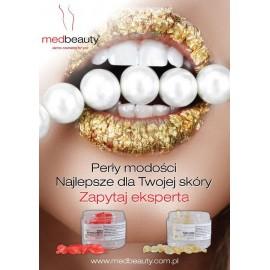 Plakat A2 Medbeauty - Perły młodości