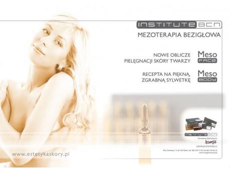 Plakat InstituteBCN mezoterapia 60x42