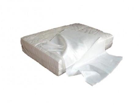 Ręcznik basic z włókniny 50 x 70 cm - (50 szt.)