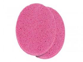 Gąbki kosmetyczne z celulozy - (opakowanie 2 sztuki)