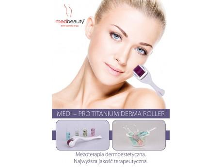 Plakat A2 medbeauty Medi-Pro Titanium