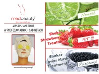 Folder A5 medbeauty maski shakerowe - 100 szt.