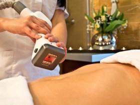 Elite Shape Face@Body masaż podciśnieniowy + fala radiowa + laser biostymulujacy