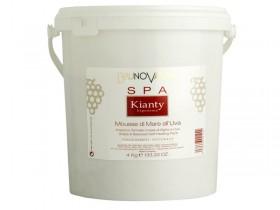 Kianty Mousse Di Mare All' Uva - maska rozgrzewająca - 4 kg
