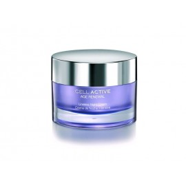 Lineless Night Cream Cell Active - regenerujący krem na noc