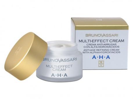 AHA Multi Effect - wielofunkcyjny krem z kwasami - 50 ml