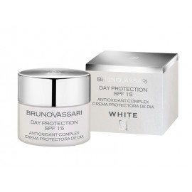 WHITE Day Protection SPF15 - Krem rozjaśniająco - ochronny - 50 ml