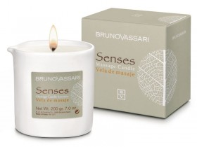 Senses Massage Candle - Jasmine - Świeca do masażu