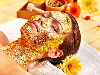 24k Gold Treatment