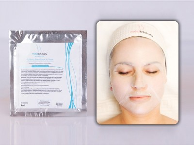 Maski biocelulozowe XL